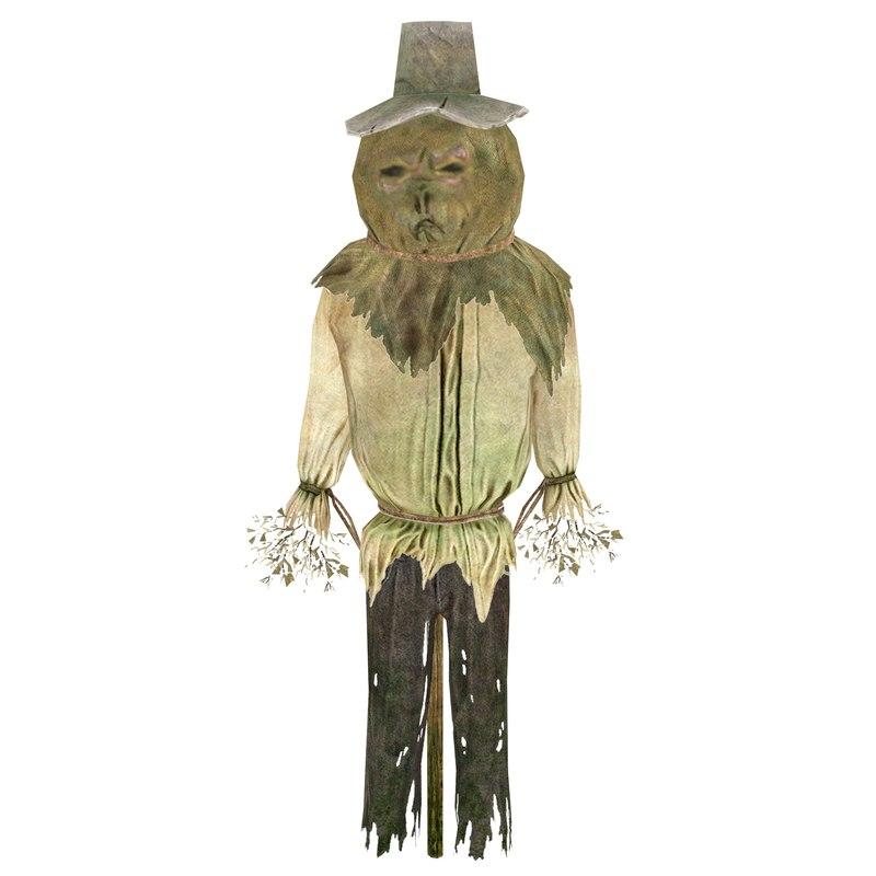 3D crow scare scarecrow