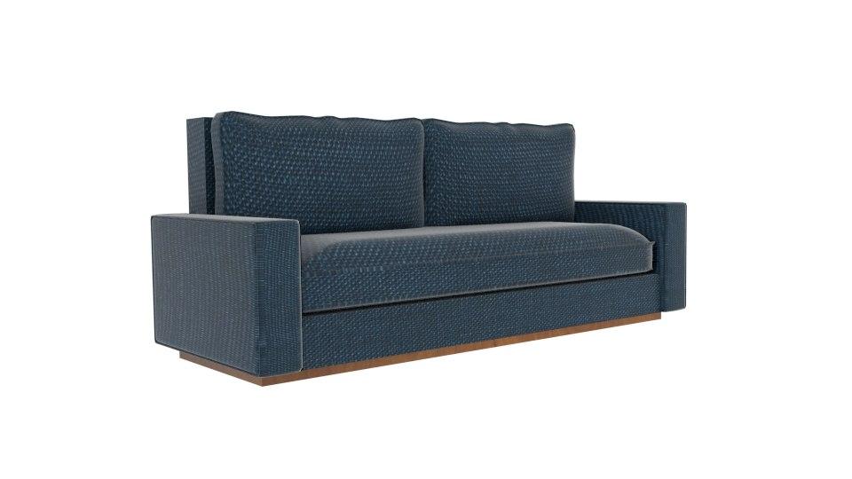 domino living furniture sofa 3D