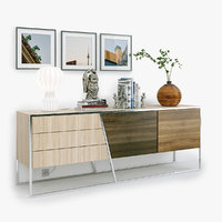 3D sideboards scenes