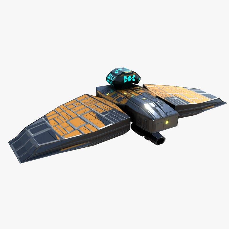 3D interceptor drone