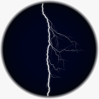 realistic lightning model