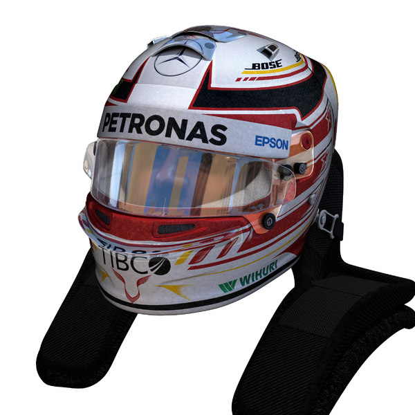 3D helmet 1 model
