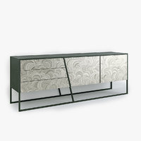 sideboards architecture 3D