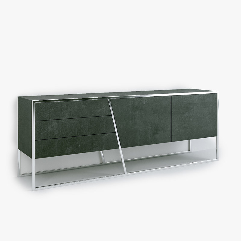3D sideboards architecture