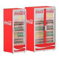 cola refrigerator model