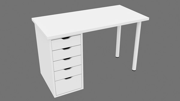 ikea desk drawers original model