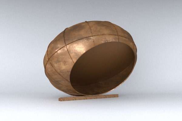 3D model anish kapoor cave