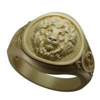 stl ring 3D