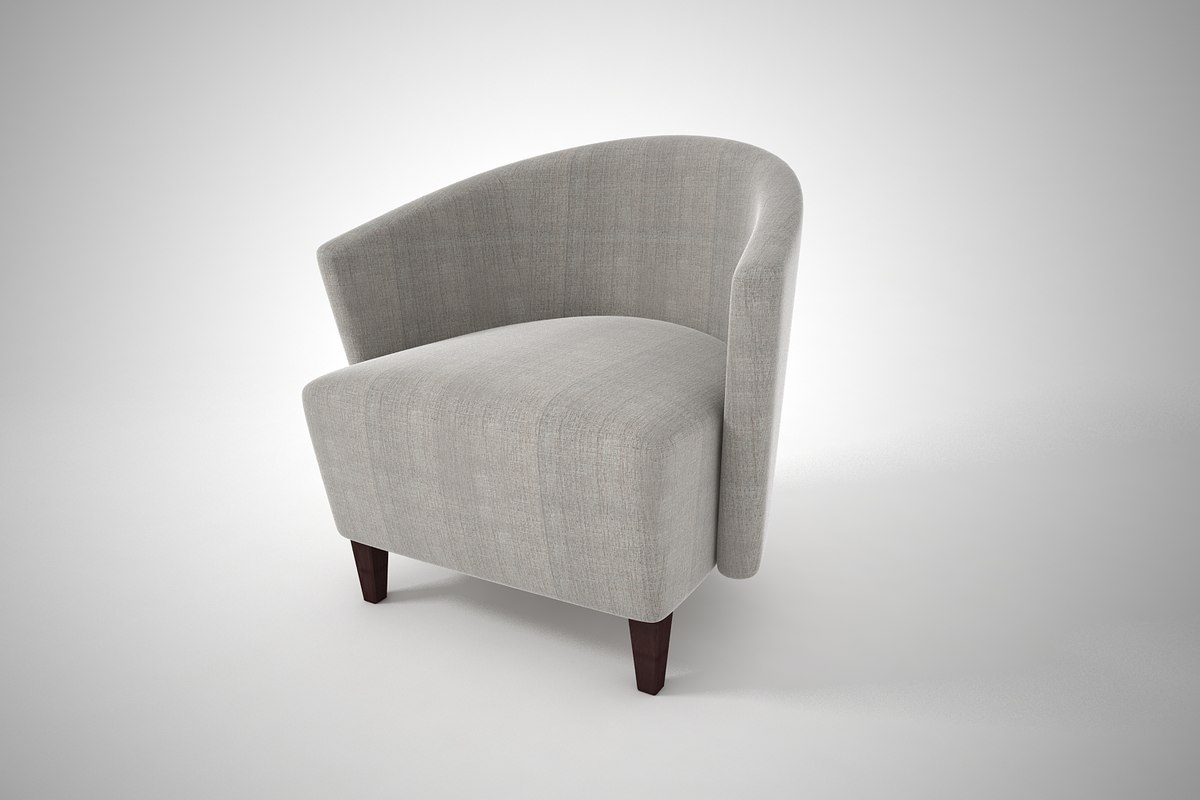 furnishings furniture chair 3D model