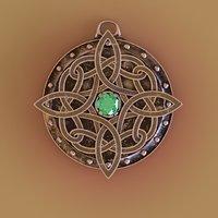 3D amulet mara maps