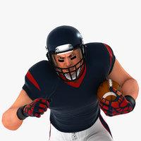 football american model
