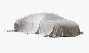 drapery car 3D model