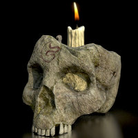 Skull Candle D180309