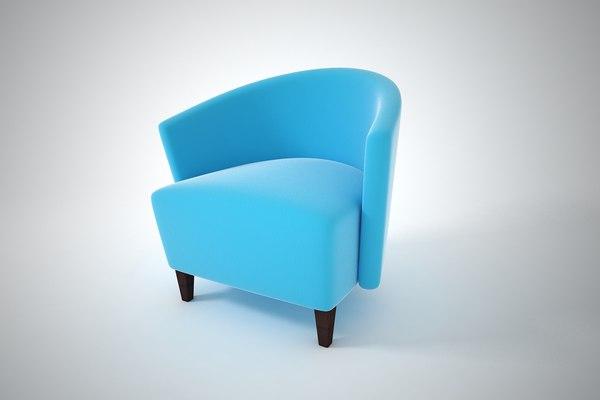 furnishings furniture chair 3D model