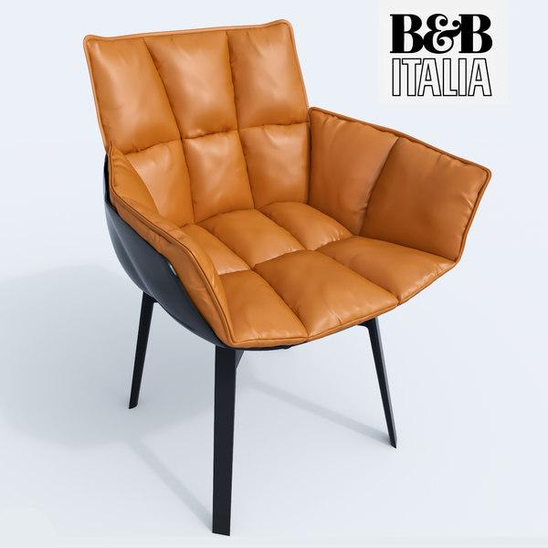 3D chair b