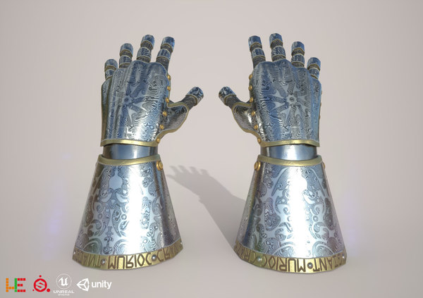 armor hand model