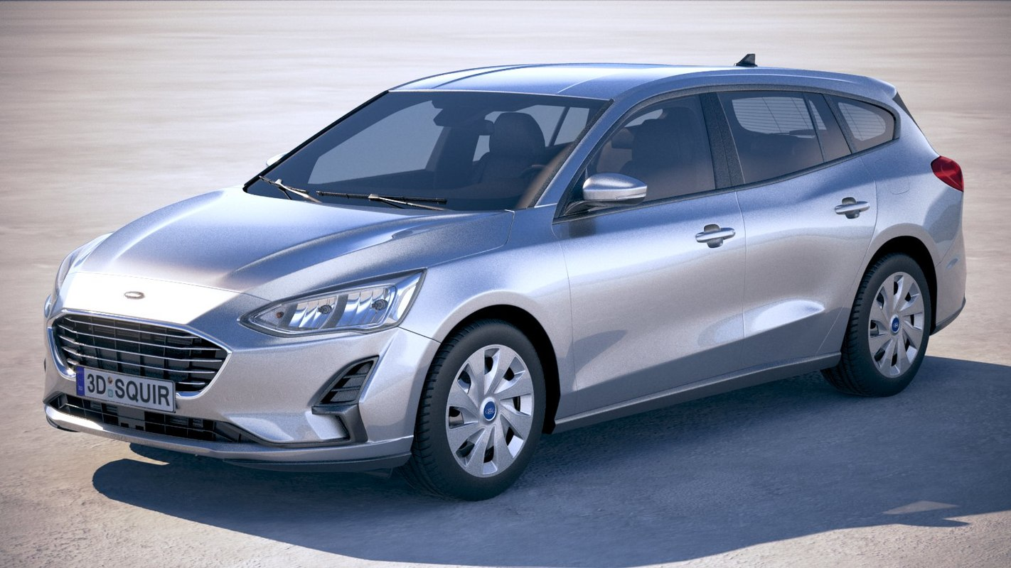 3D focus wagon trend