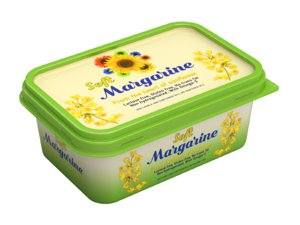 box margarin 3D model