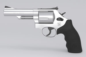 revolver smith wesson 69 model
