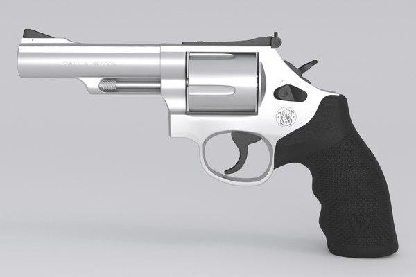 revolver smith wesson 69 model