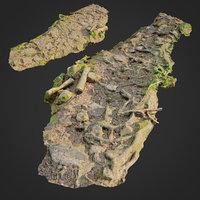 3D ground stones c