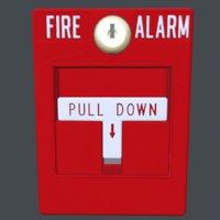 3D model alarm