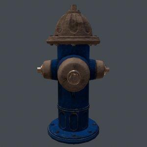 hydrant model