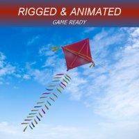kite toy model
