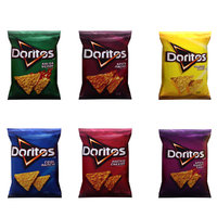 3D Doritos Chips Low Poly