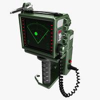 motion tracker 3D