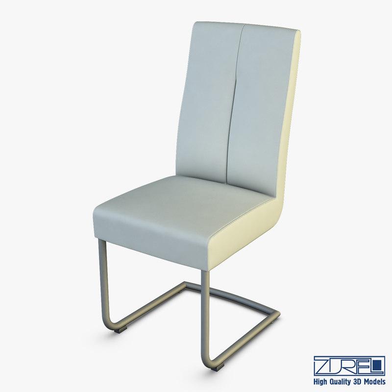yorick chair 3D model