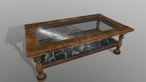 3D wood tablet