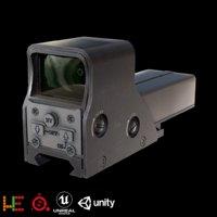 3D ue4 unity metallic