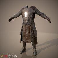 ue4 unity metallic 3D