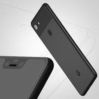 google pixel 3 xl 3D