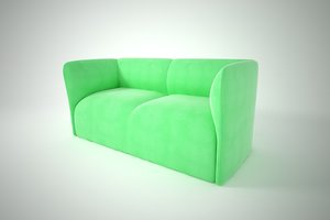 furnishings sofa 3D