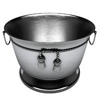 Ice Bucket with Tie Knot