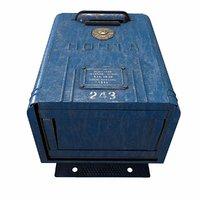 ussr postbox 3D model