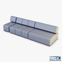 atollo sofa v 1 3D