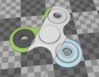 spinner spin model