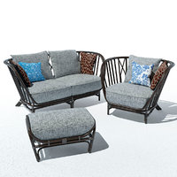 Furniture for the terrace. Kyoto collection