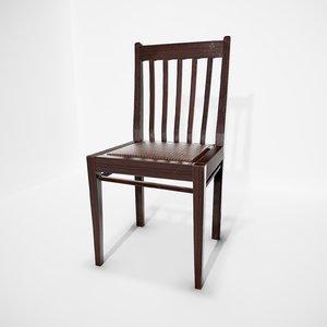 chair games 3D model