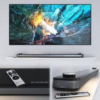 3D soundbar tvs