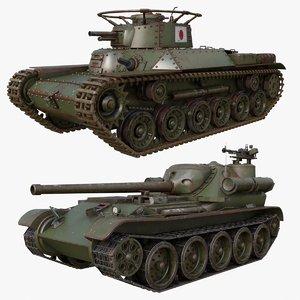 tank 003 3D model