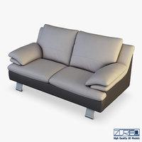 3D z742 sofa v 2