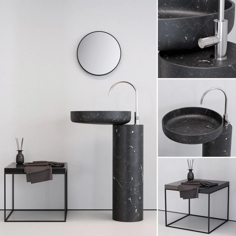 o washbasin 3D