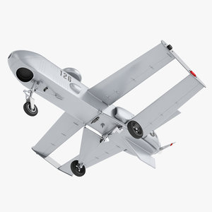 rq-6 outrider uav 3D