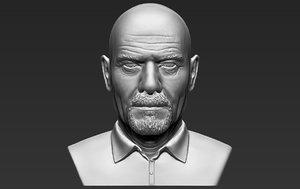 3D model walter white breaking bad