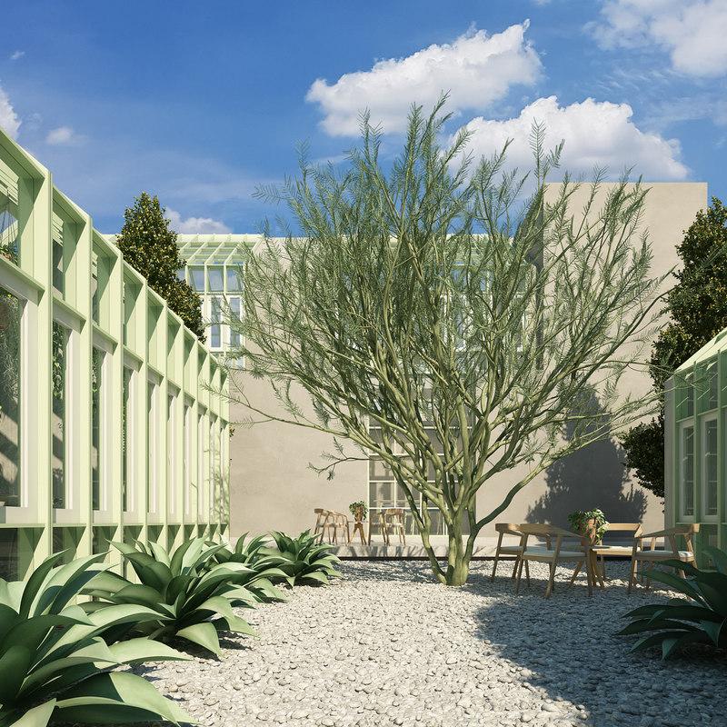 3D 2 tree