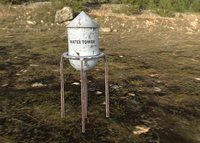 free water tower